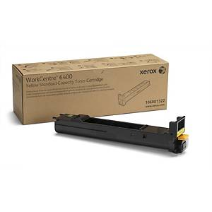 Xerox 106R01322 Laser Toner Cartridge Yellow