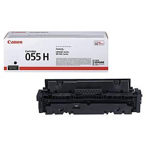 Cartouche de toner Canon CRG 055H - noire
