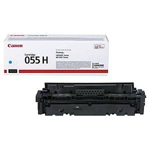 Cartouche de toner Canon CRG 055H - cyan