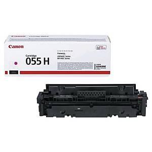 Cartouche de toner Canon CRG 055H - magenta