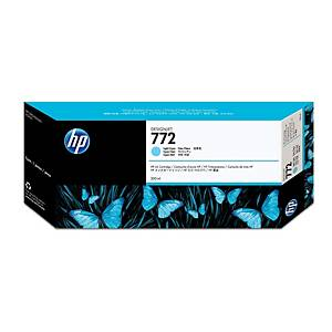 HP 772 300-ml Light Cyan DesignJet Ink Cartridge (CN632A)