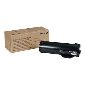 Xerox 106R02736 Laser Toner Cartridge Black