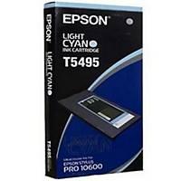 Epson T549500 Ink Cartridge Light Cyan