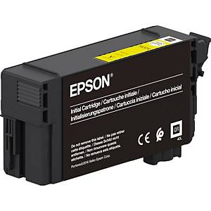 Epson T40D440 Ink Cartridge Yellow
