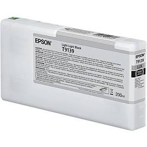 Epson T9139 Ink Cartridge Light Light Black