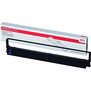 Oki 44173406 Printer Ribbon Black