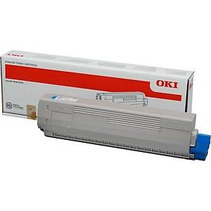 Oki 46508716 Laser Toner Cartridge Black