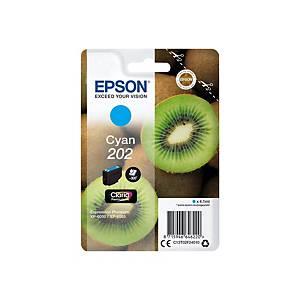 Epson 202 Blister Ink Cartridge Cyan