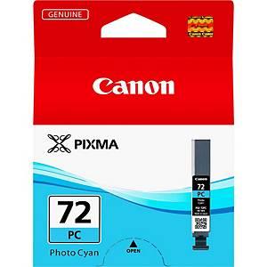 Canon PGI-72 Pc Inkjet Cartridge Cyan