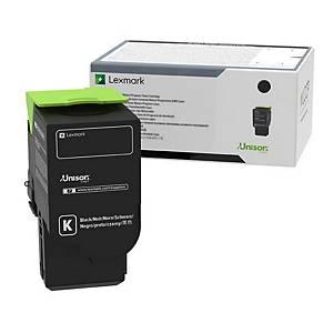 Lexmark 78C0X10 Laser Toner Cartridge Black