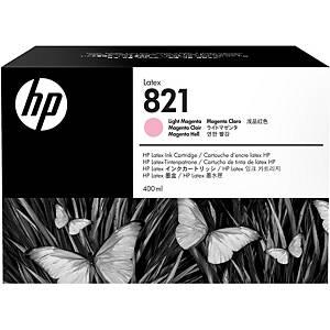 HP 821 Inkjet Cartridge Light Magenta (G0Y91A)