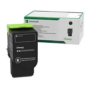Lexmark 78C2UK0 Laser Toner Cartridge Black