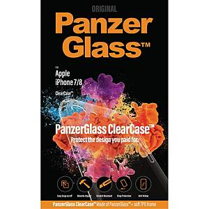 PANZERGLASS IPHONE 7/8 CLEARCASE