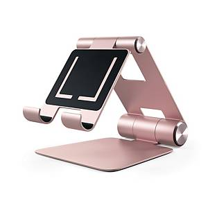 SATECHI R1 ADJUST MOBILE STAND ROSE GOLD