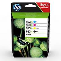 HP 963XL 3YP35AE Ink/Jet Cartridge BCMY