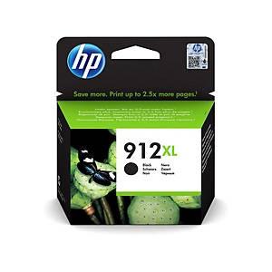 Cartuccia inkjet HP 3YL84AE N.912XL 825 pag nero