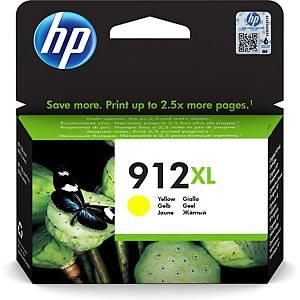 Cartuccia inkjet HP 3YL83AE N.912XL 825 pag giallo