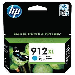 HP 912XL 3YL81AE inkjetcartridge, cyaan