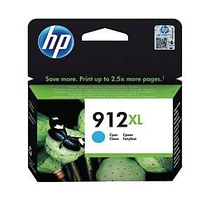 Tusz HP 3YL81AE 912XL niebieski