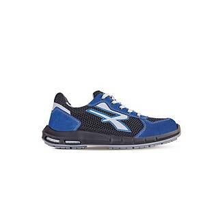 Zapato de seguridad U-Power Sky Plus S1P SRC - negro/azuL - talla 38