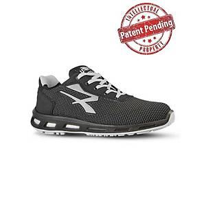 Zapato U-Power Raptor S3 SRC - gris oscuro/gris claro/negro- talla 46
