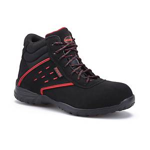 Zapato de seguridad Paredes Lantano S3 SRC - negro - Talla 42