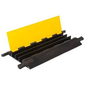Protetor de cabos Normaluz - PVC - 500 x 900 x 70 mm