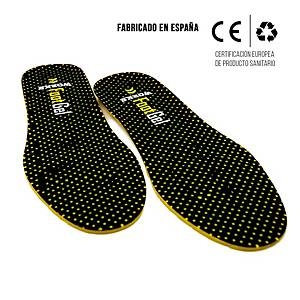 Palmilhas Footgel Works - tamanho 35-38