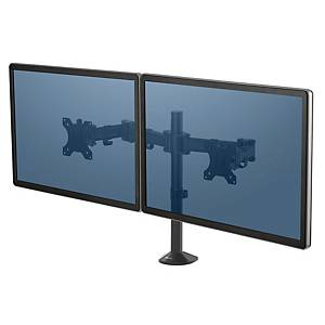 Fellowes 8502601 Dual Monitor Arm Klemme