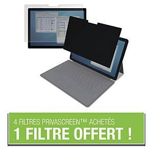 Filtre de confidentialité Fellowes pour Surface Pro