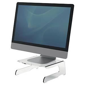 Support écran PC Fellowes Clarity - H 11 cm - transparent