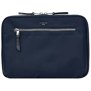 KNOMO MAYFAIR KNOMAD ORGANIZER 13  NAVY