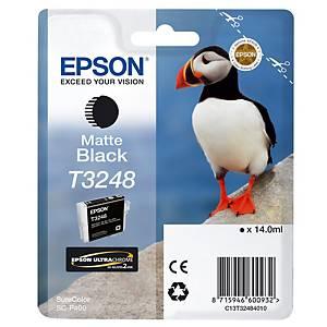 Epson T3248 Ink Cartridge Matte Black
