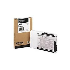 Epson T6051 Ink Cartridge Photo Black