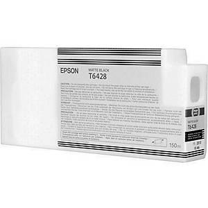 Epson T6428 Ink Cartridge Matte Black