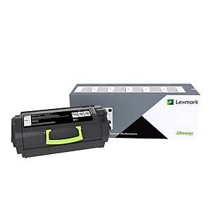 Lexmark 62D0HA0 Laser Toner Cartridge Black