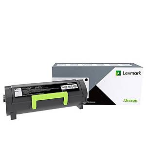 Lexmark 50F0UA0 Laser Toner Cartridge Black