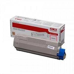 Oki 45396202 Laser Toner Cartridge Magenta