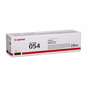 CANON laserový toner 054 (3021C002) žlůtý