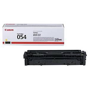 Cartouche de toner Canon CRG 054 - jaune