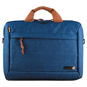 Sacoche ordinateur Techair Modern Plus - 14,1  - bleue