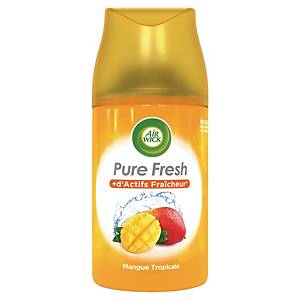 Recharge pour diffuseur Airwick Freshmatic - mangue tropicale - 250 ml