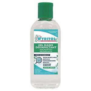 Gel hydro-alcoolique Wyritol eucalyptus - flacon de 100 ml