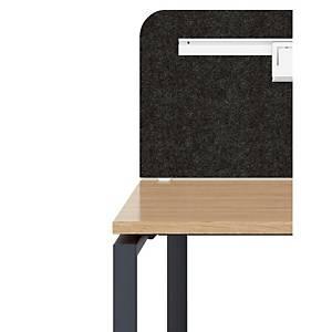 EOL set van 2 bevestigingsklemmen voor privacypaneel voor bench Arial