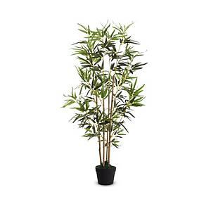 Paperflow Bamboe decoratieve kunstplant, H 120 cm