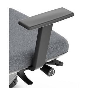 EOL 1D armleuning voor Oscar bureaustoel