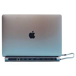 XTREMEMAC XWH-CDH-13 USB-C DOCK STAT