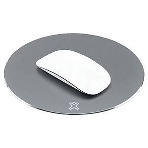 Tapis de souris XtremeMac - finition aluminium - gris foncé