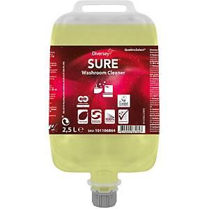 Waschküchenreiniger Sure Quattroselect, 2.5 Liter, ohne Duftstoffe