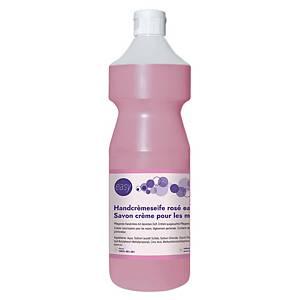 Handcremeseife Easy soft, 1 Liter, rose